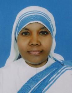 Este el rostro de la Hermana Anselm. Ella era de Ranchi, India, nació en 1956. El 8 de mayo habría cumplido 60 años de edad.