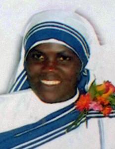 La Hermana Reginette nació en 1983 en Ruanda. Era la más joven. Cumpliría 33 años el 29 de junio.