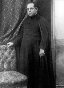 Beato Andrés Molina.
