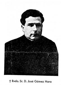 Beato José Gómez.