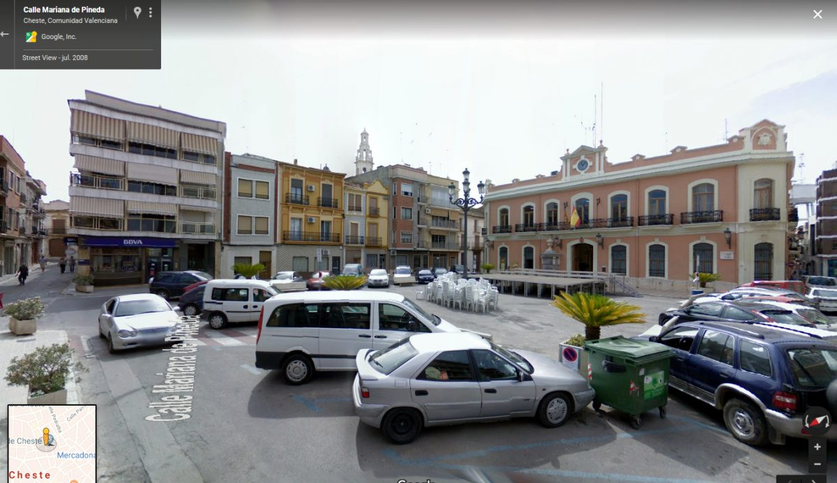 El párroco de Cheste, torturado en la plaza mayor antes de su ejecución José González Huguet tuvo que esconderse desde el 6 de abril de 1936; se entregó para evitar represalias a terceros y fue torturado antes de su ejecución