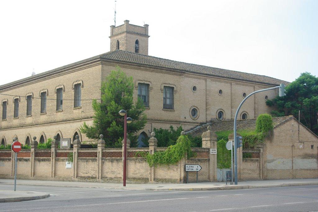 Monasterio de Fons Salutis, fundado por la beata María Micaela Baldoví.