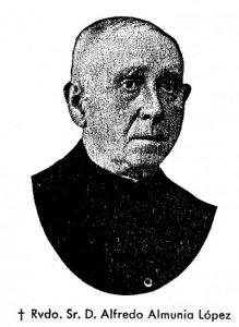 Beato Alfredo Almunia.