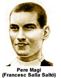 Beato hermano Pere Magí.