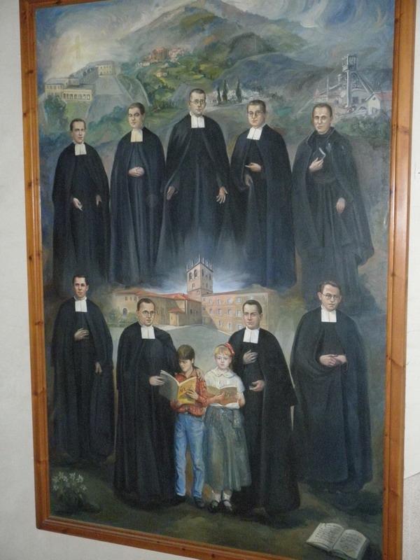 Aniversario de la primera beatificación en Barcelona y la canonización de 1999 El 21 de noviembre de 1999 fue la primera canonización de mártires del siglo XX en España y en 2015 la beatificación de capuchinos en Barcelona