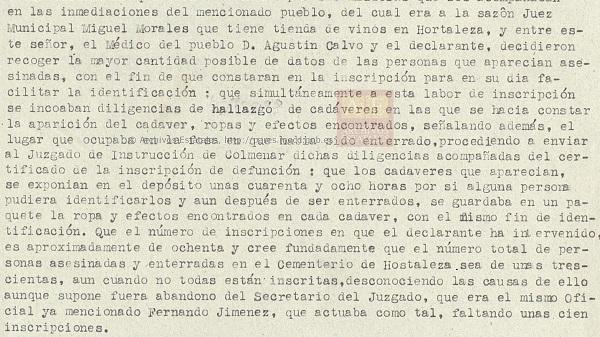 """<span class=""""entry-title-primary"""">Una anciana monja arrastrada atada a un coche en Hortaleza</span> <span class=""""entry-subtitle"""">Entre los casos de mártires nacidos un 6 de febrero está el de una monja a la que lincharon atada a un coche en Hortaleza (Madrid)</span>"""