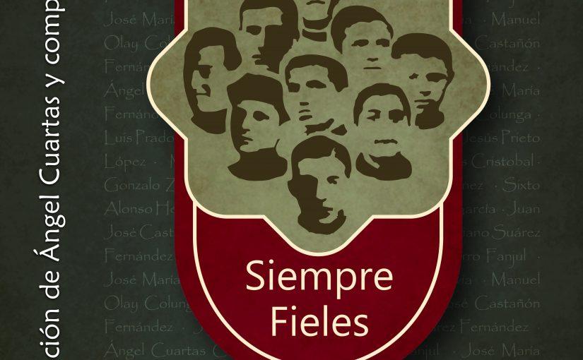 Logo de la beatificación de seminaristas de Oviedo.