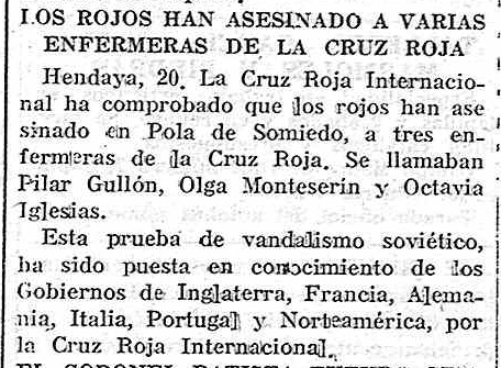 Noticia en Diario de Córdoba, 21 de febrero de 1937, p. 4.