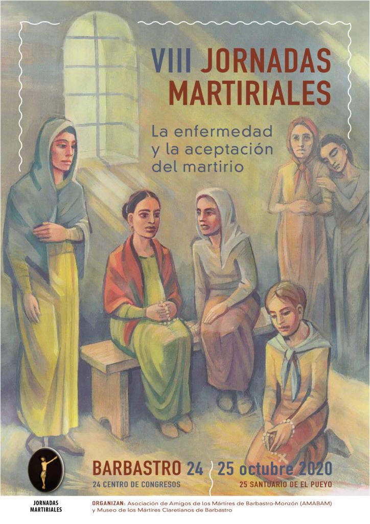 VIII Jornadas Martiriales, 24 y 25 de octubre de 2020.