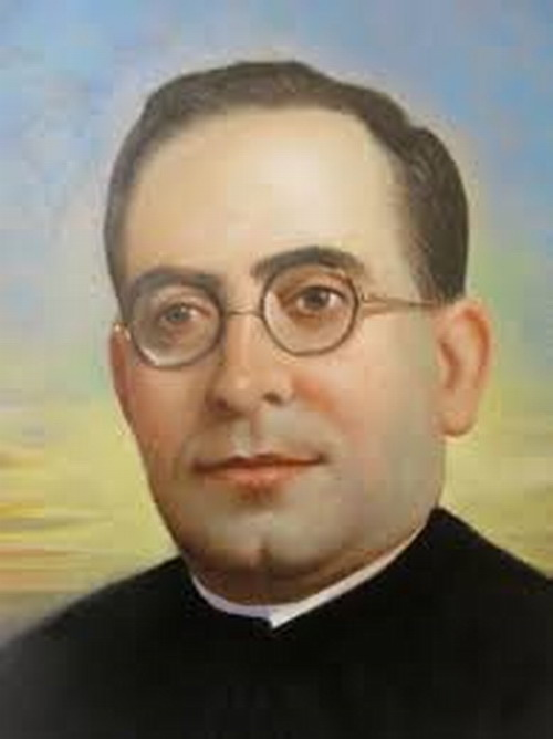 Beato Vicente Queralt.