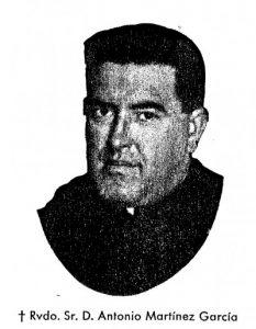 Beato Antonio Martínez.