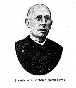 Beato Antonio Sierra.