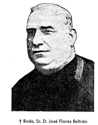 Beato José Flores.
