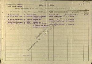 Documentación sobre Balmaseda en la Causa general.