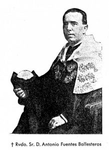 Beato Antonio Fuentes.
